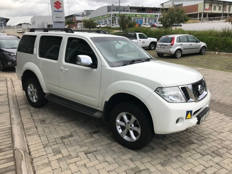 used nissan pathfinder 2 5 dci se a t 4x4 for sale in mpumalanga id 3428182. Black Bedroom Furniture Sets. Home Design Ideas