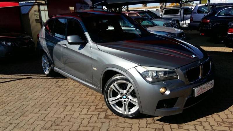 Used Bmw X1 Sdrive20i M Sport A T For Sale In Gauteng