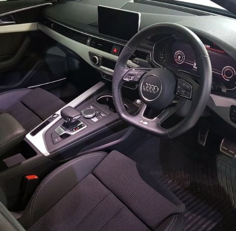 Pre Owned Audis: Used Audi A4 2.0T FSI SPORT S Tronic For Sale In Western
