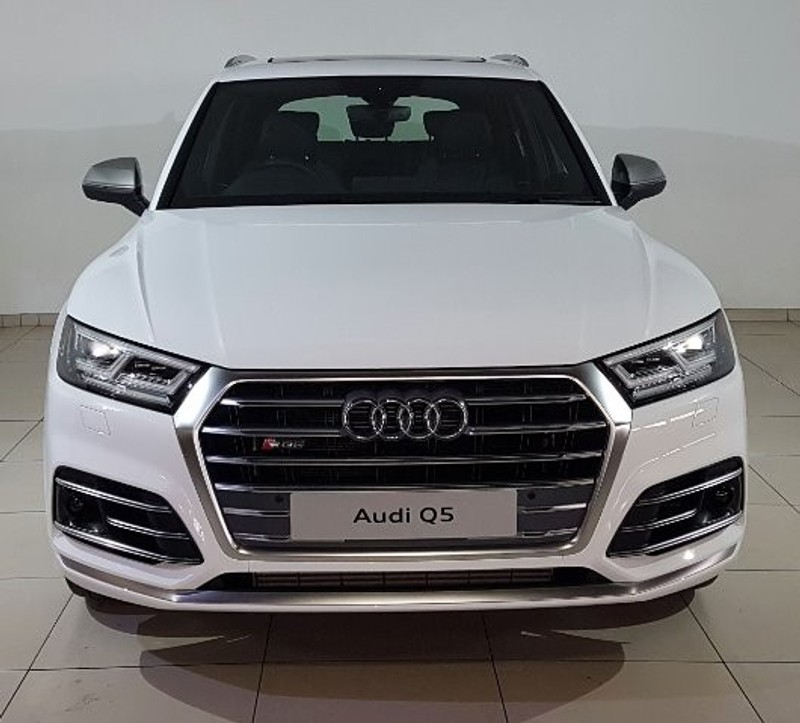 Used Audi SQ5 3.0 TFSI Quattro Tiptronic For Sale In