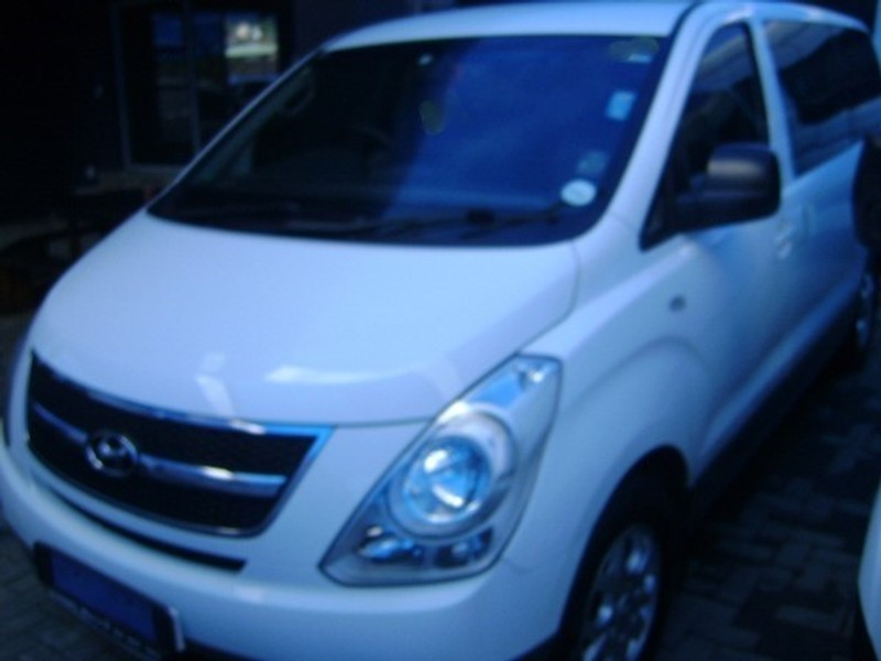 Used hyundai h1 2 5 crdi wagon a t for sale in gauteng for Hyundai motor finance payoff phone number