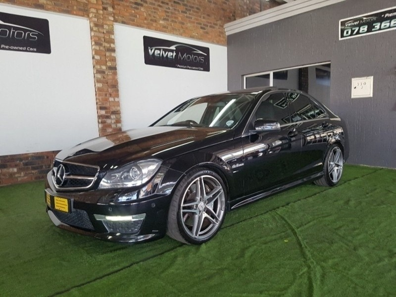 used mercedes benz c class amg coupe c63 for sale in gauteng id 3450752. Black Bedroom Furniture Sets. Home Design Ideas