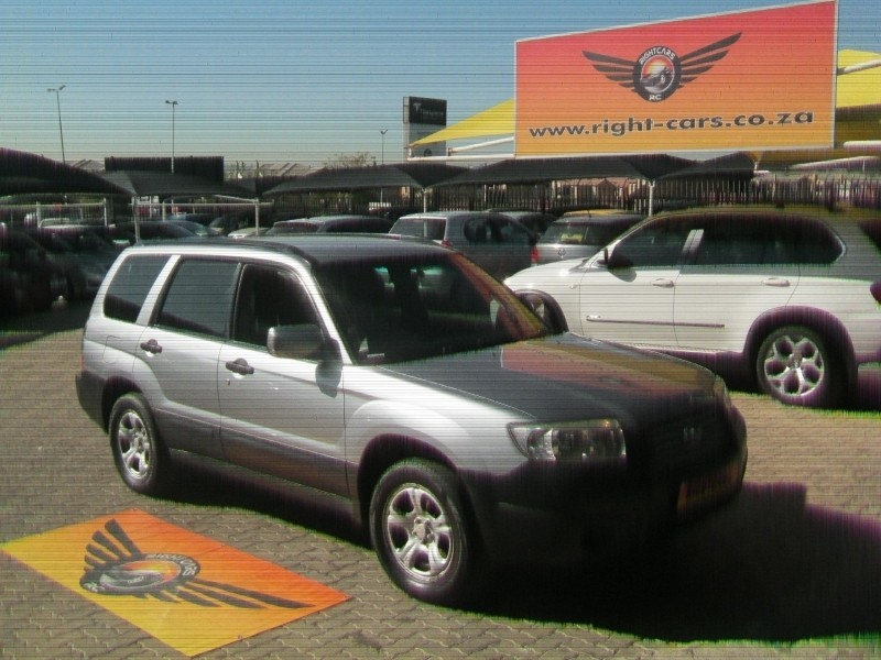 used subaru forester 2 5 x for sale in gauteng id 3453668. Black Bedroom Furniture Sets. Home Design Ideas