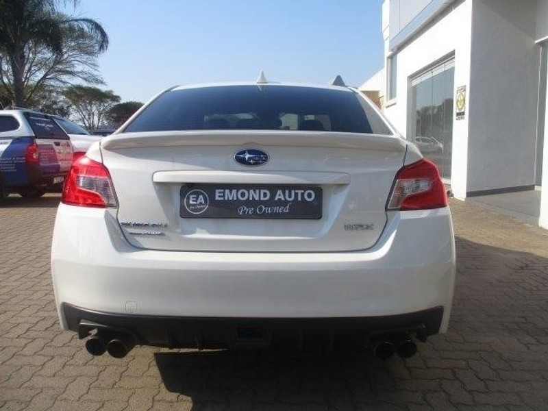 Used Subaru Wrx 2 0 Premium Sport Lineartronic For Sale In