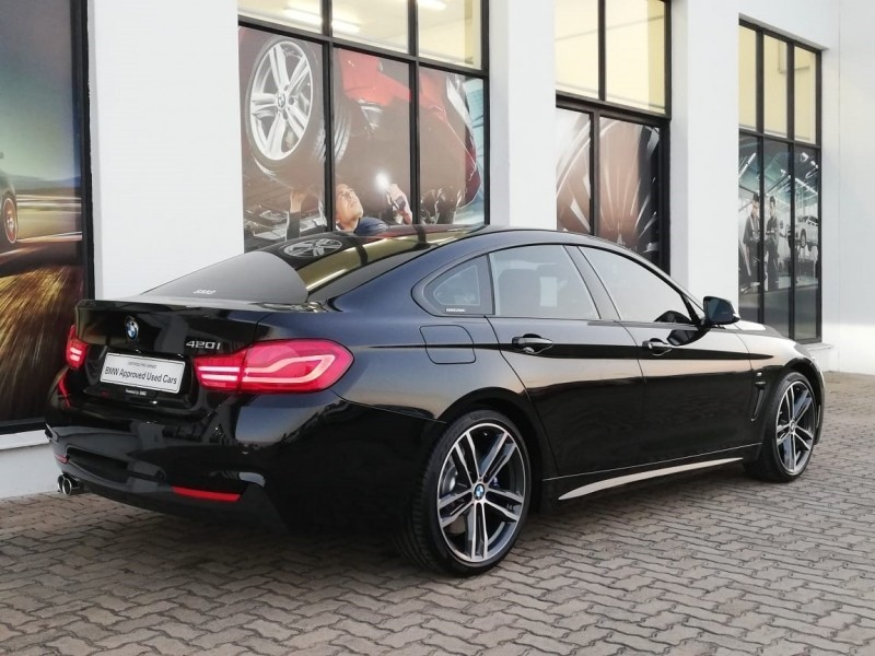 Used Bmw 4 Series 420i Gran Coupe M Sport For Sale In