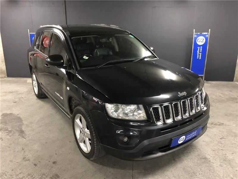 used jeep compass 2 0 ltd for sale in western cape id 3475736. Black Bedroom Furniture Sets. Home Design Ideas