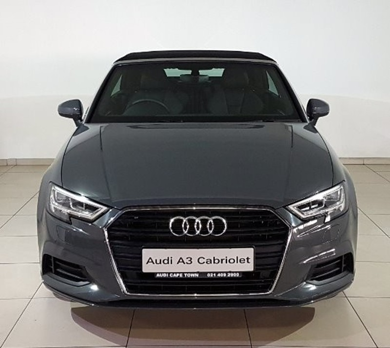 Used Audi A3 2.0T FSI S-Tronic Cabriolet For Sale In