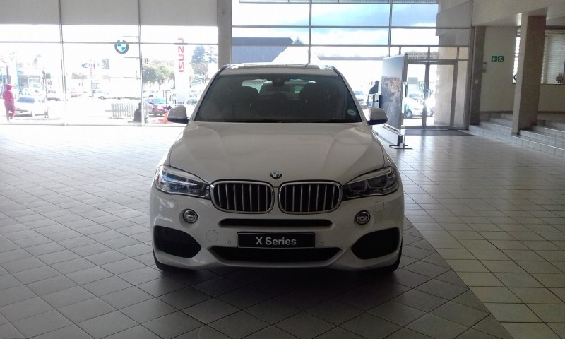 Used Bmw X5 Xdrive50i M Sport A T For Sale In Mpumalanga