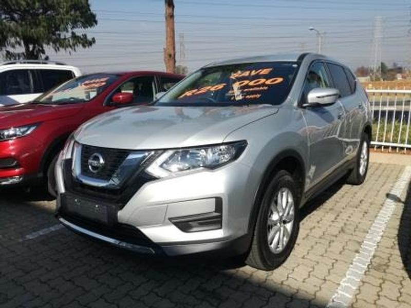 used nissan x trail 2 0 visia for sale in gauteng id 3482458. Black Bedroom Furniture Sets. Home Design Ideas
