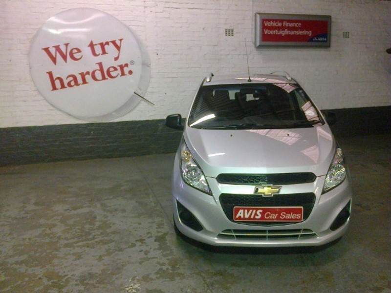 used chevrolet spark 1 2 l 5dr for sale in western cape id 3483724. Black Bedroom Furniture Sets. Home Design Ideas