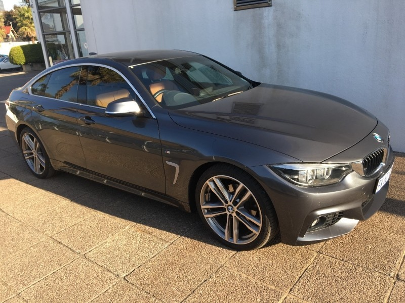 used bmw 4 series 420i gran coupe m sport for sale in gauteng id 3489682. Black Bedroom Furniture Sets. Home Design Ideas