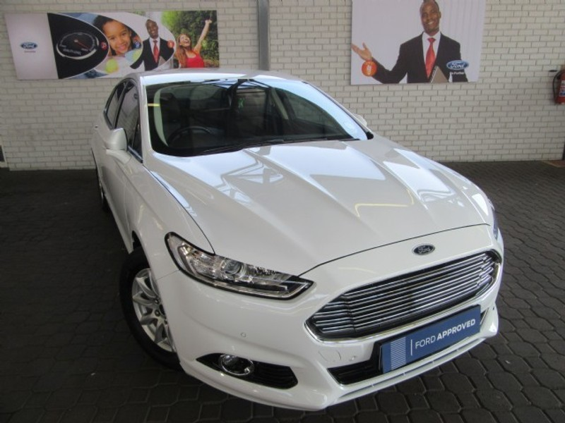 used ford fusion 1 5 ecoboost trend auto for sale in gauteng id 3503012. Black Bedroom Furniture Sets. Home Design Ideas