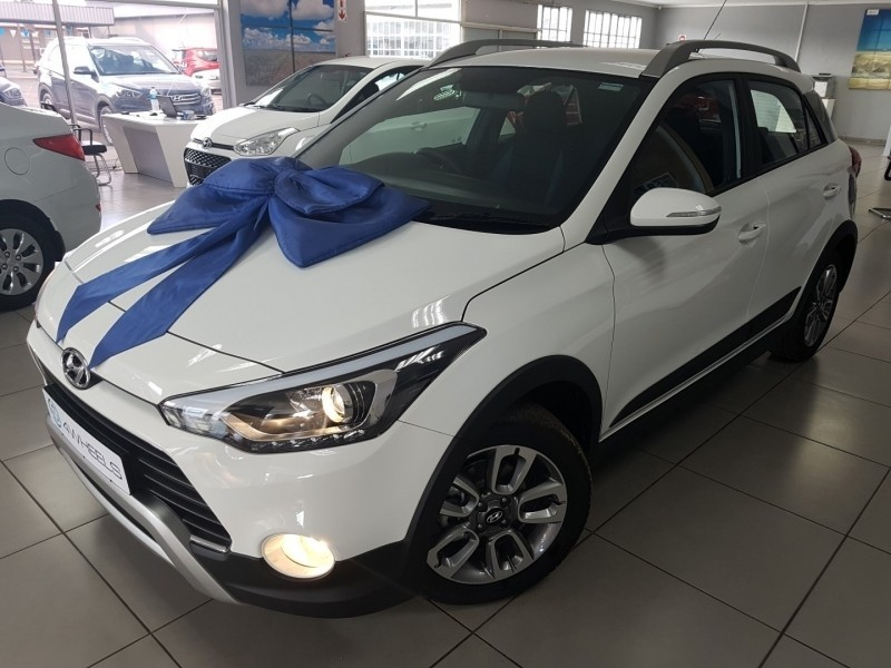 used hyundai i20 1 4 active satelite navigation for sale in north west province id. Black Bedroom Furniture Sets. Home Design Ideas