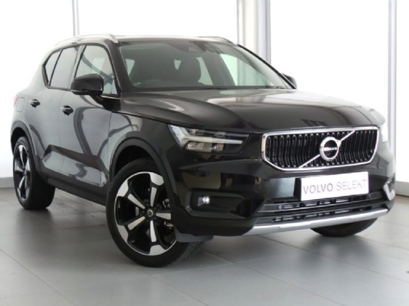used volvo xc40 d4 momentum awd for sale in western cape id 3506812. Black Bedroom Furniture Sets. Home Design Ideas