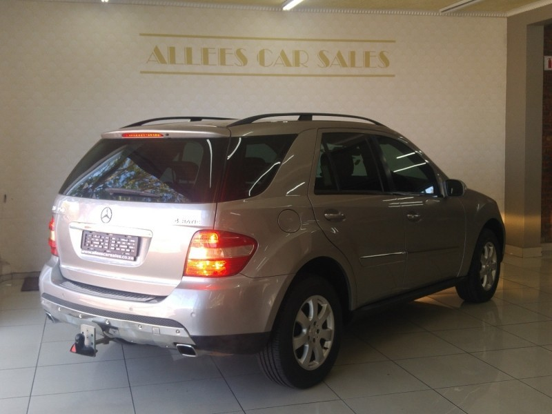 used mercedes benz m class 2007 merc benz ml350 4matic for sale in gauteng id 3507498. Black Bedroom Furniture Sets. Home Design Ideas