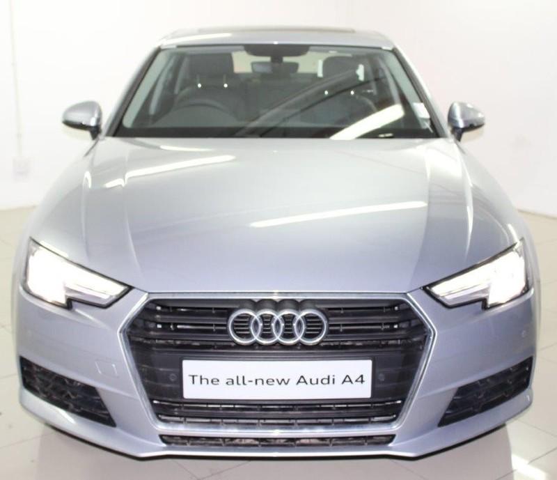 Used Audi A4 2.0 TDI STRONIC (B9) For Sale In Kwazulu