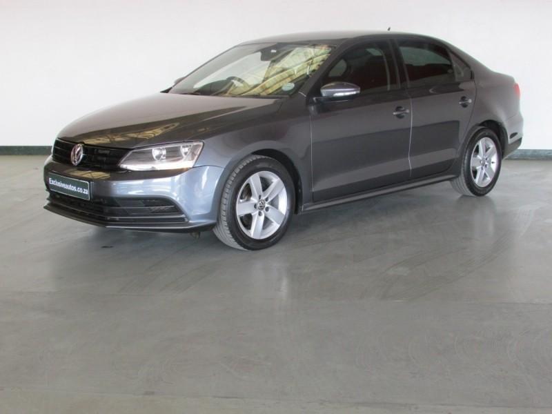 Used Volkswagen Jetta Gp 1 2 Tsi Trendline For Sale In