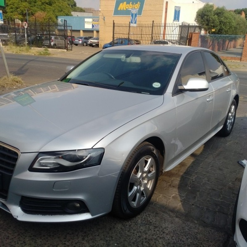 Used Audi A4 1.8t Ambition Multitronic (b8) For Sale In