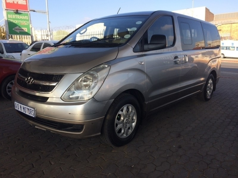 used hyundai h1 2 5 crdi wagon auto for sale in gauteng id 3514902. Black Bedroom Furniture Sets. Home Design Ideas
