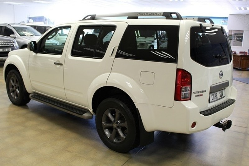 used nissan pathfinder 2 5 dci le a t l31 39 for sale in western cape id 3515196. Black Bedroom Furniture Sets. Home Design Ideas