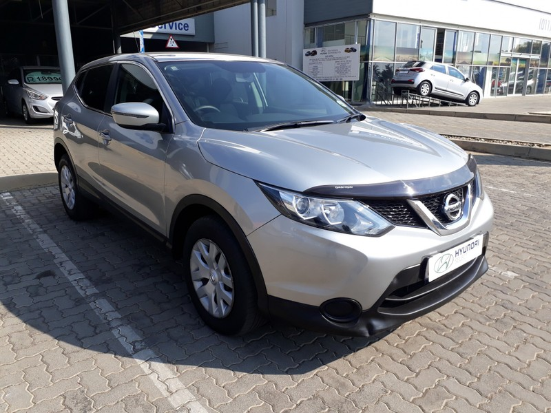 used nissan qashqai 1 2t visia for sale in gauteng id 3516296. Black Bedroom Furniture Sets. Home Design Ideas