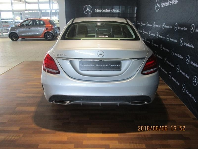 Used Mercedes Benz C Class C180 Edition C Auto For Sale In Western Cape Cars Co Za Id 3516852