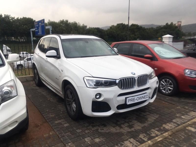 2015 BMW X3 XDRIVE35i M Sport Auto Gauteng Bedfordview 1