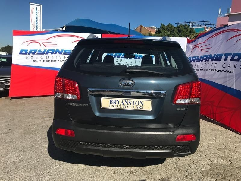 used kia sorento 4x4 a t 7 seat for sale in gauteng id 3520660. Black Bedroom Furniture Sets. Home Design Ideas