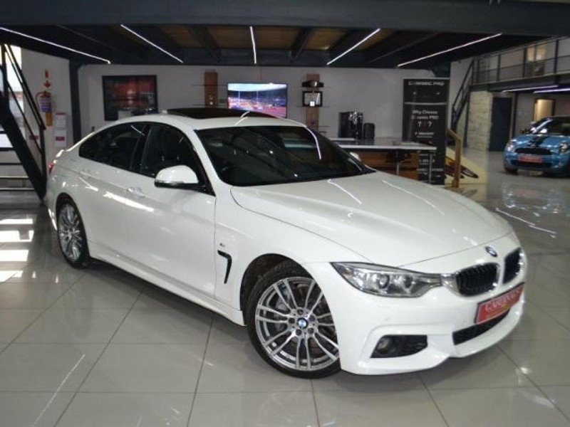 used bmw 4 series 435i gran coupe m sport auto for sale in gauteng id 3522020. Black Bedroom Furniture Sets. Home Design Ideas