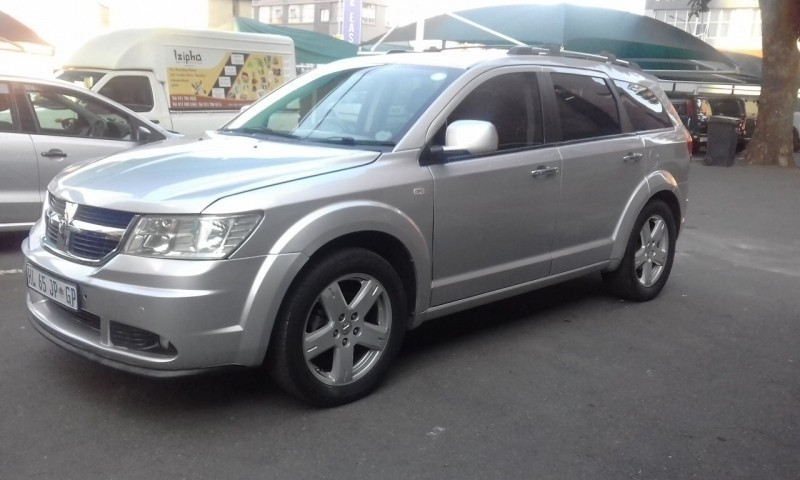 used dodge journey 2 7 rt automatic for sale in gauteng id 3526246. Black Bedroom Furniture Sets. Home Design Ideas