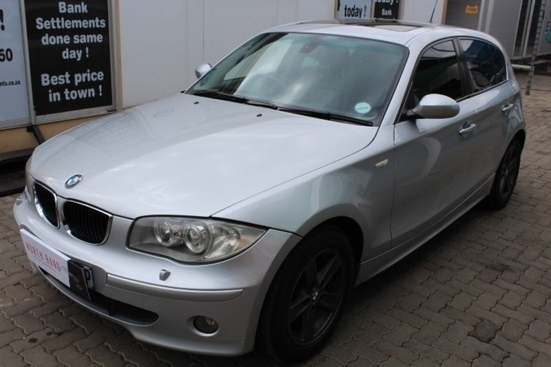 used bmw 1 series 120d exclusive a t r2250 p m dep r15 000 for sale in gauteng. Black Bedroom Furniture Sets. Home Design Ideas