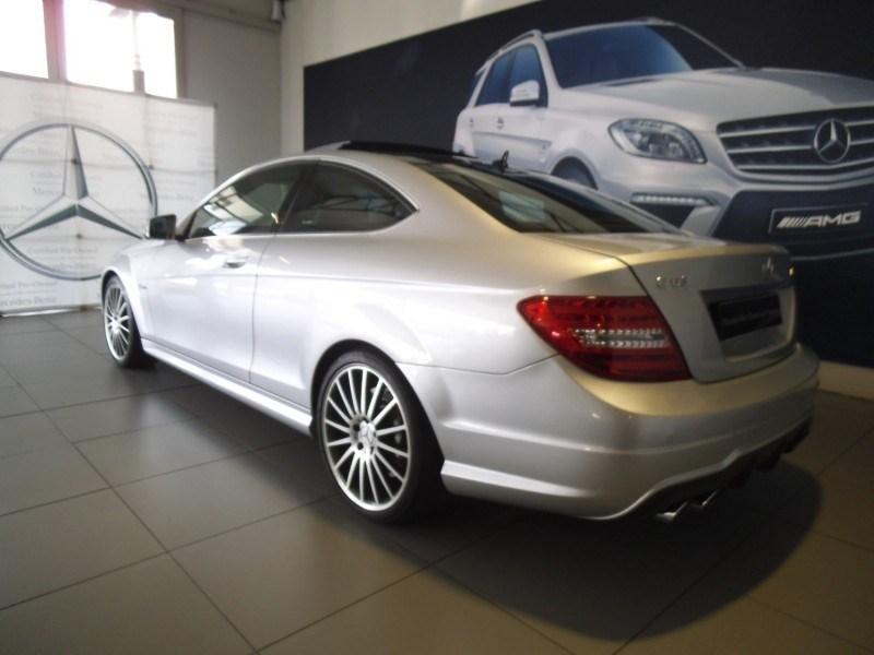 used mercedes benz c class c63 amg coupe for sale in gauteng id 3527152. Black Bedroom Furniture Sets. Home Design Ideas