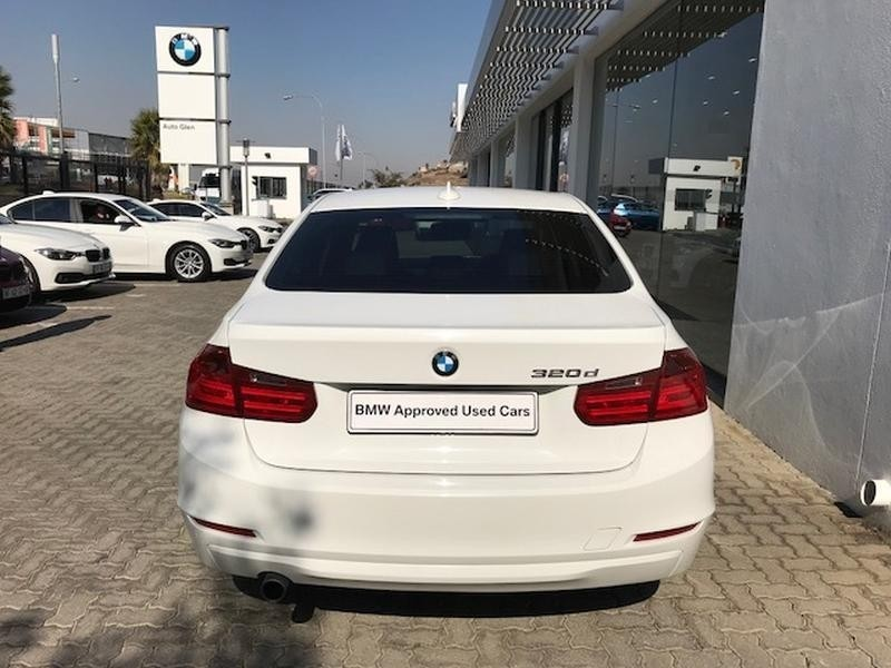 Used Bmw 3 Series 320d A T F30 For Sale In Gauteng
