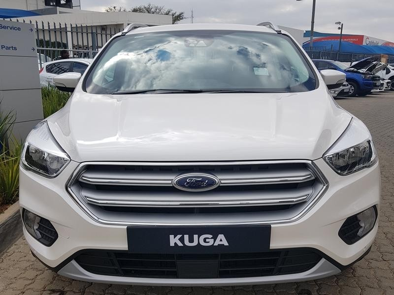 used ford kuga 1 5 ecoboost trend auto for sale in gauteng. Black Bedroom Furniture Sets. Home Design Ideas