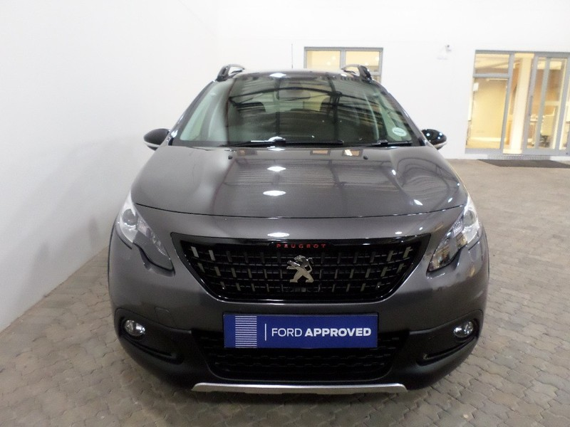 used peugeot 2008 1 2t puretech gt line auto for sale in western cape id 3530182. Black Bedroom Furniture Sets. Home Design Ideas