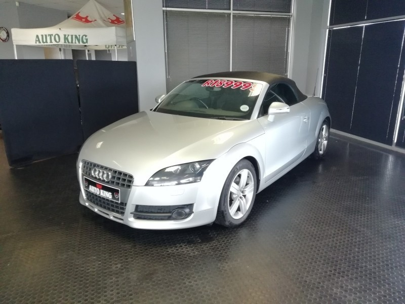 used audi tt fsi roadster a t for sale in western cape id 3531542. Black Bedroom Furniture Sets. Home Design Ideas