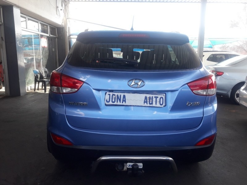 Used hyundai ix35 2 0 gls a t for sale in gauteng cars for Hyundai motor finance payoff phone number