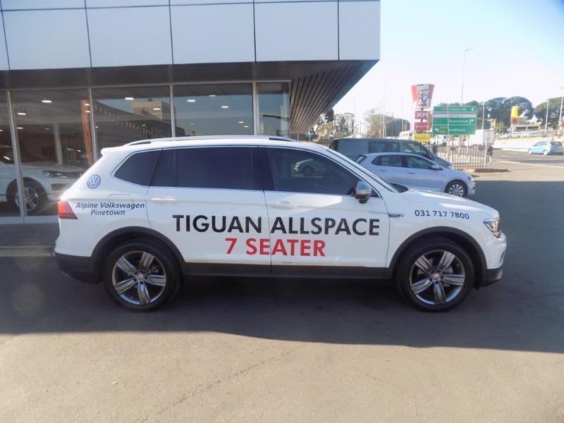 used volkswagen tiguan allspace 2 0 tdi comfortline 4mot dsg for sale in kwazulu natal. Black Bedroom Furniture Sets. Home Design Ideas