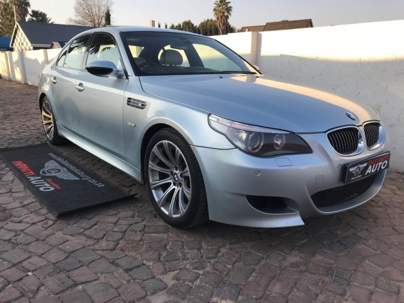 used bmw m5 smg e60 for sale in gauteng id 3534754. Black Bedroom Furniture Sets. Home Design Ideas