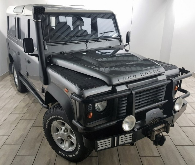 Used Land Rovers For Sale: Used Land Rover Defender Puma 110 Sw For Sale In Free
