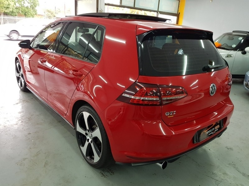 used volkswagen golf 2013 vw golf vii gti 2 0 fsi dsg for. Black Bedroom Furniture Sets. Home Design Ideas
