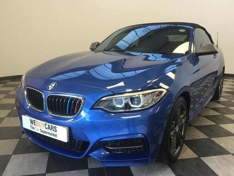 used bmw m2 m235 convertible f23 for sale in gauteng id 3542318. Black Bedroom Furniture Sets. Home Design Ideas