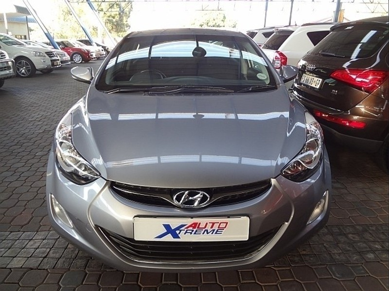 used hyundai elantra 1 8 gls for sale in gauteng id 3542748. Black Bedroom Furniture Sets. Home Design Ideas