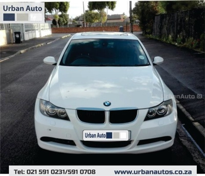 Used BMW 3 Series 320i A/t (e90) For Sale In Western Cape