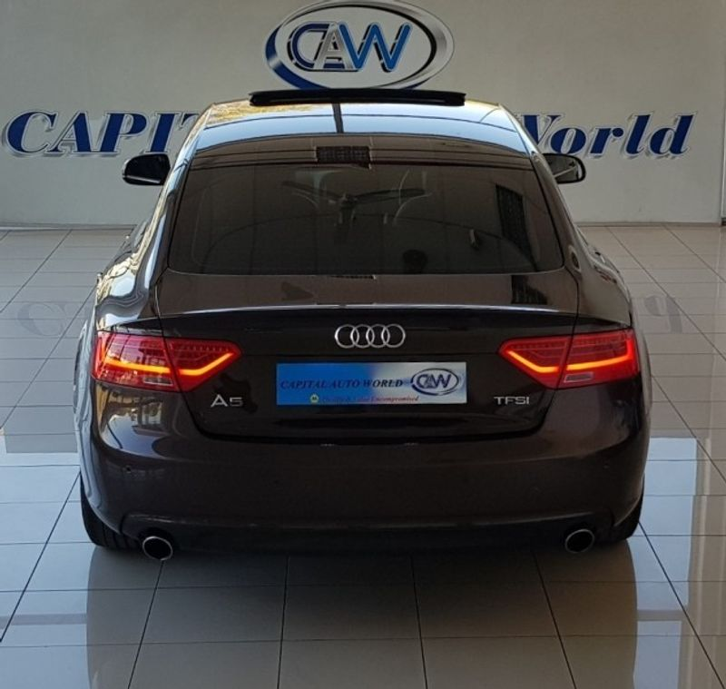 Used Audi A5 Sportback 1.8TFSI Multi For Sale In Gauteng