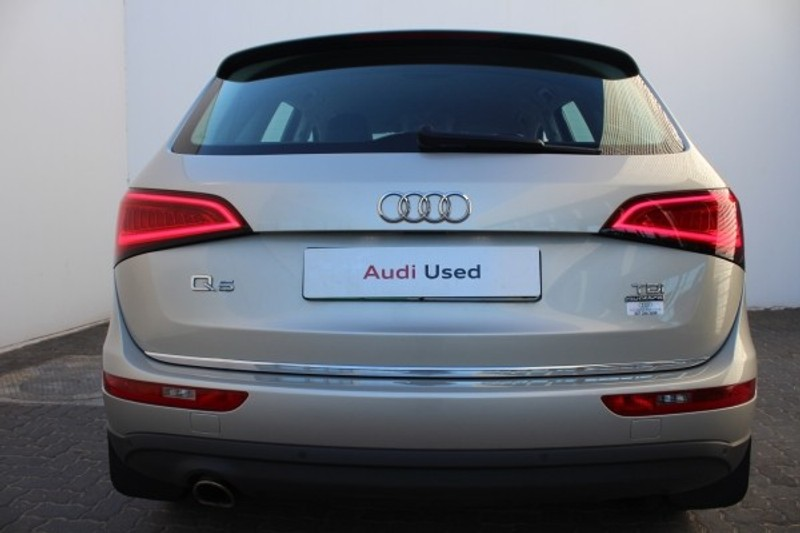 Used Audi Q3 2 0 Tdi Quatt Stronic 130kw For Sale In