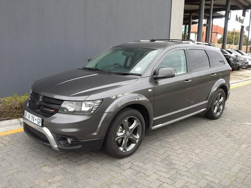 used dodge journey 3 6 v6 crossroad for sale in western cape id 3555474. Black Bedroom Furniture Sets. Home Design Ideas