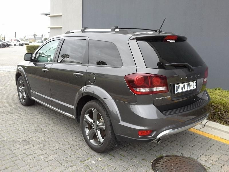 Used Dodge Journey 3 6 V6 Crossroad For Sale In Western Cape Cars Co Za Id 3555474