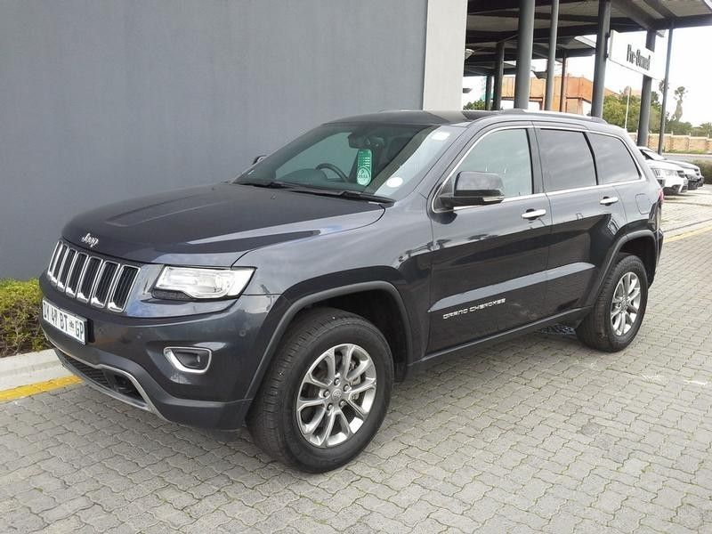 Used Jeep Grand Cherokee 3 6 Limited For Sale In Western