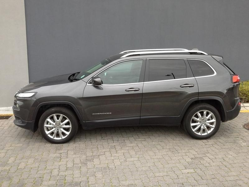 Used Jeep Cherokee 3 2 Limited 4x4 For Sale In Western